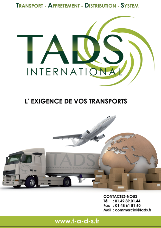 messageries National, messageries International, Logistique